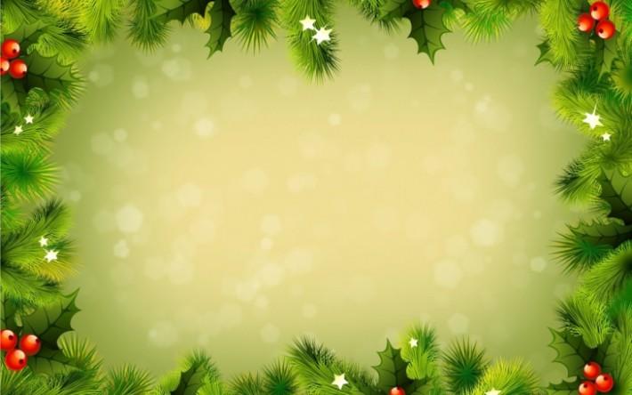 Fundo de tela de Natal e Festas de Fim de Ano para 2015.
