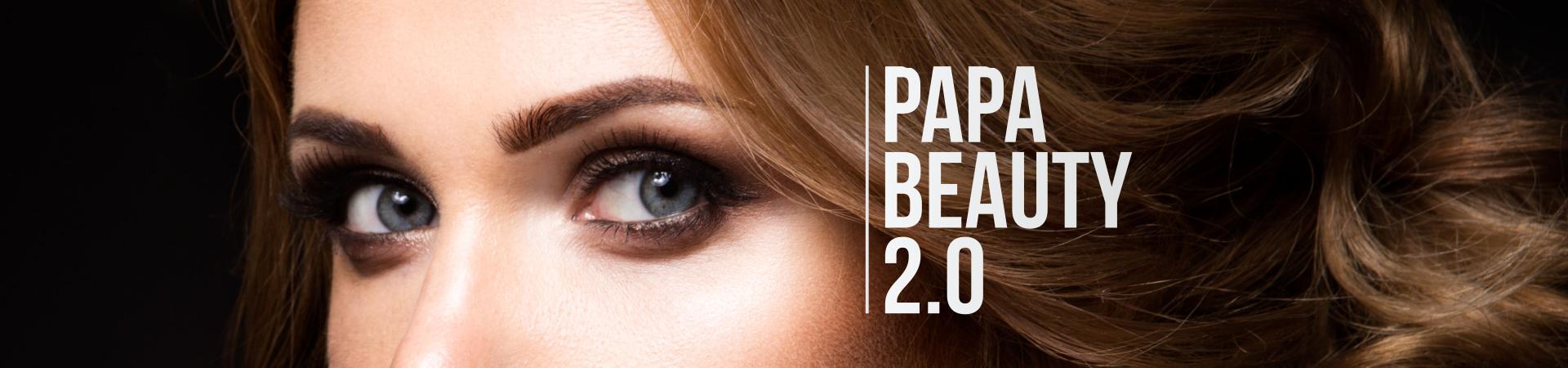 Papa Beauty 2.0, curso para profissionais da beleza, ministrado por Celso Martins Junior e outros profissionais do mercado profissional. Grandha Professional Hair Care e Academia Brasileira de Tricologia.