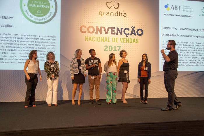 Convenção de Vendas Grandha 2017