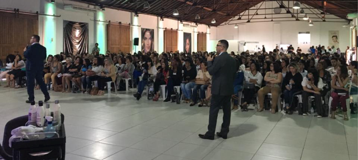 Jornada Técnica Grandha 2017, em Campinas, SP. Evento fantástico e imperdível, ocorreu no dia 14 de agosto de 2017.