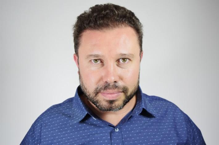 Celso Martins Junior - Diretor Técnico Grandha.