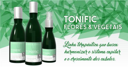 Linha terapêutica que busca harmonizar o sistema capilar e o crescimento dos cabelos.