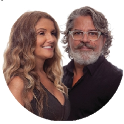Robson Trindade, especialista em cachos e cabelo cacheado Grandha, de São Paulo.