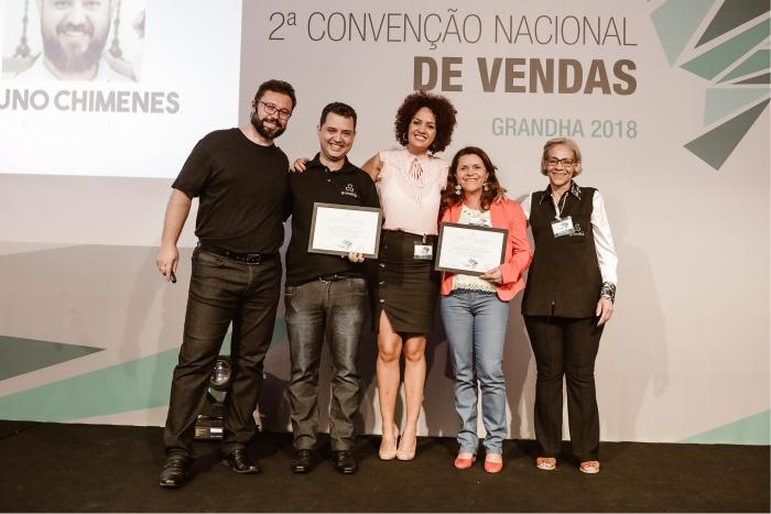 2° Convenção Nacional de Vendas Grandha 2018.