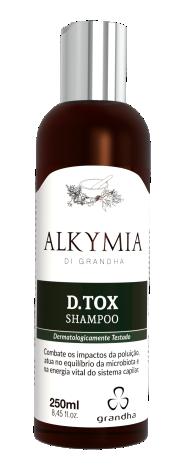 Shampoo Dtox Shampoo Grandha. Terapia Capilar.