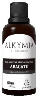 Óleo vegetal de abacate. Alkymia di Grandha. Terapia Capilar.