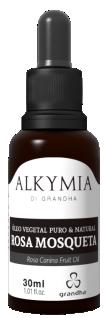 Óleo vegetal de rosa mosqueta. Alkymia di Grandha. Terapia Capilar.