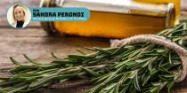 Óleo essencial de alecrim e seus benefícios, por Sandra Perondi. Blog Grandha.