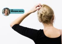 Como minimizar inflamação no couro cabeludo, por Raissa Hein. Grandha Fito Capillus.