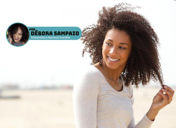 O que é Solubilização? Retorno dos Cachos com Tioglicolato de AMP Grandha, por Débora Sampaio.