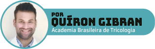 Quíron Gibran é visagista e autor do Blog Grandha.