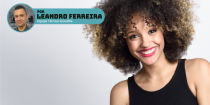 Transformação Sem Química Para Cabelo Crespo e Cacheado, por Leandro Ferreira. Blog Grandha.