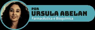 Ursula Abelan, farmacêutica e bioquímica; autora do Blog Grandha.