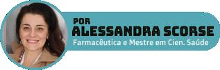Alessandra Scorse, autora do blog Grandha.