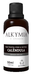 Óleo Vegetal de Calêndula. Alkymia di Grandha.