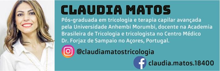 Claudia Matos, autora do blog Grandha.