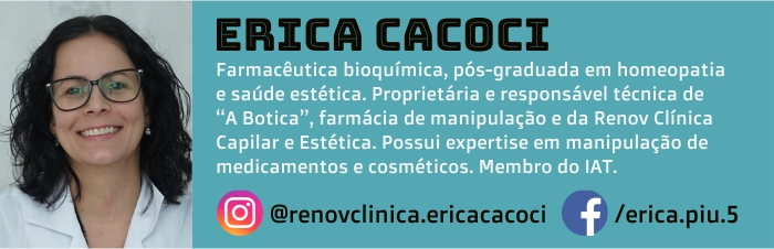 Erica Cacoci é autora do Blog Grandha.