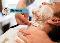 Foliculite na barba: barbeiro especialista ensina como tratar e evitar.