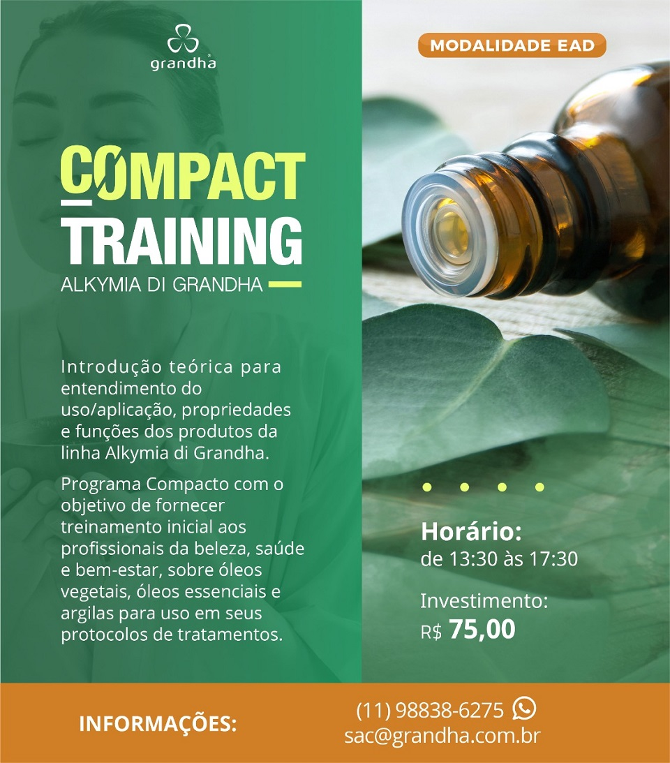 Compact Training Grandha 2020.