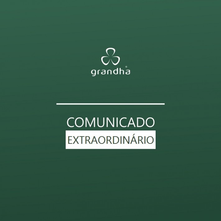 Comunicado extraordinário: 3UP Connection 2020.