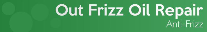 Out Frizz é um finalizador da Grandha para cabelos com frizz, pontas duplas e secas, com ação antioxidante e óleo de jojoba e germen de trigo.