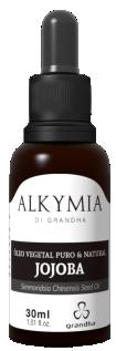 Óleo vegetal de jojoba. Alkymia di Grandha. Terapia Capilar.