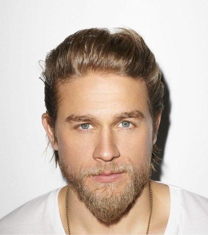 Barba ducktail. Modelos de barba.