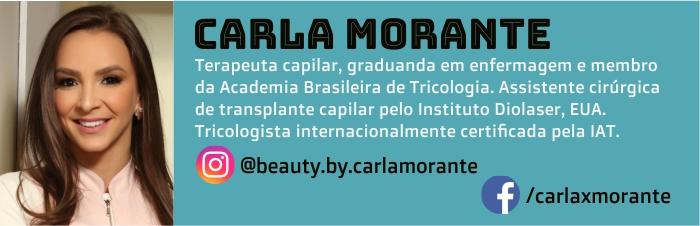 Carla Morante, autora do Blog Grandha.
