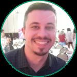 Diego Martins, Diretor de Comunicação da Grandha Professional Hair Care.