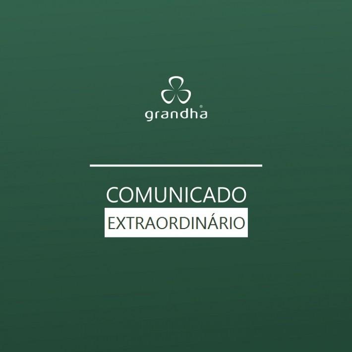 Comunicado extraordinário: 3UP Connection 2020.