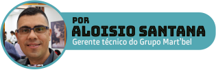 Aloisio Santana, autor do Blog Grandha.