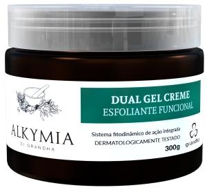 Dual gel creme biossegurança Alkymia di Grandha.