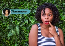 Transição capilar, entrevista com a terapeuta capilar Juliana Moura.