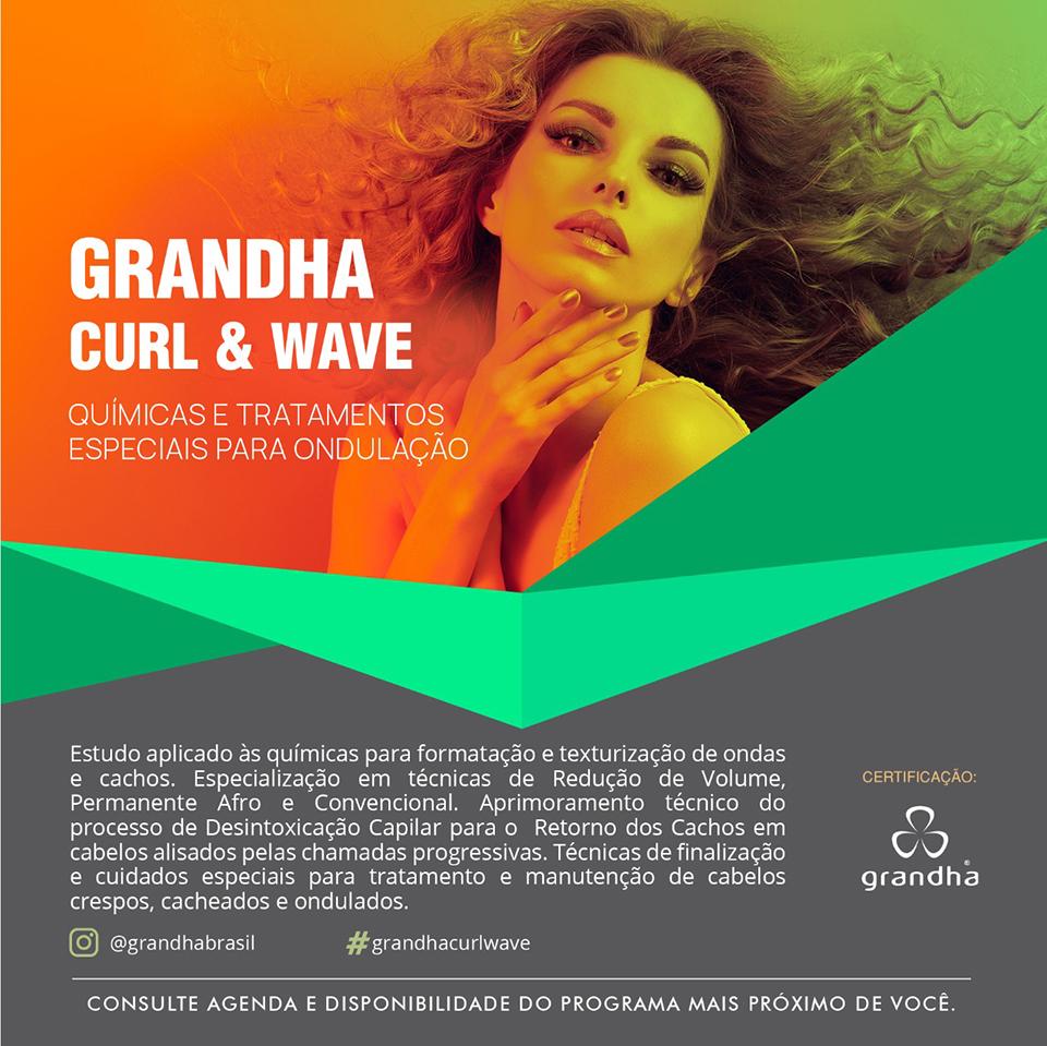 Grandha Curl Wave.