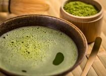 Extrato de chá verde.