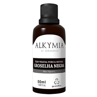 A Groselha Negra possui grandes quantidades de antocianinas e uma ampla atividade anti-inflamatória.