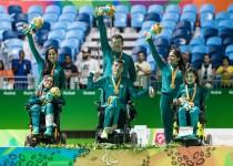Evani Calado é medalhista de ouro nas paralimpíadas Rio-2016.
